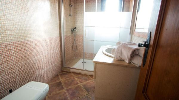 Triple baño